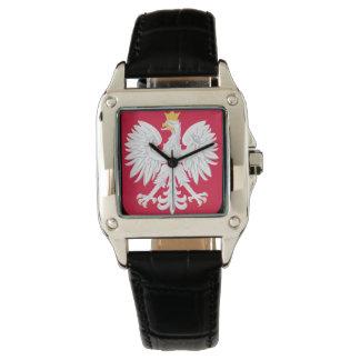 ポーランドのワシの腕時計 腕時計