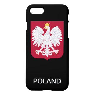 ポーランドのワシの赤の盾 iPhone 8/7 ケース