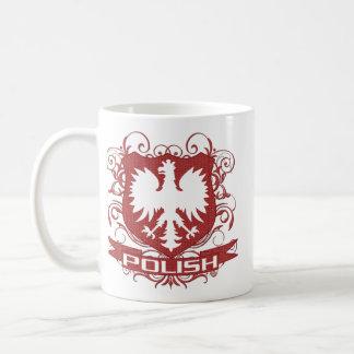 ポーランドのワシの頂上 コーヒーマグカップ