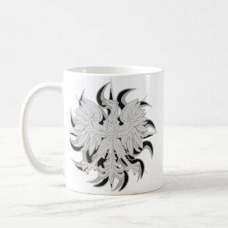 ポーランドのワシ日曜日 コーヒーマグカップ