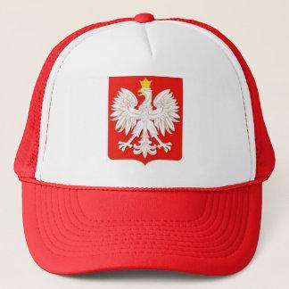 ポーランドのワシ キャップ