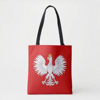 ポーランドのワシ トートバッグ