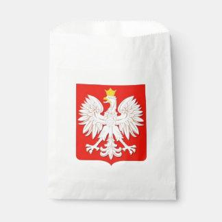 ポーランドのワシ フェイバーバッグ