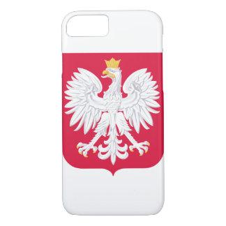 ポーランドのワシIPHONEの例 iPhone 8/7ケース