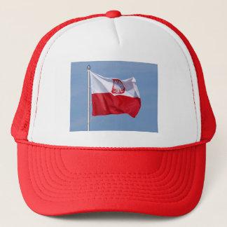 ポーランドの旗 キャップ