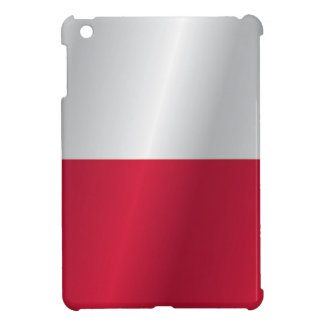 ポーランドの旗 iPad MINIカバー