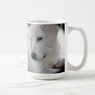 ポーランドの牧羊犬 コーヒーマグカップ