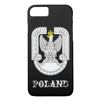 ポーランドの空軍 iPhone 8/7ケース