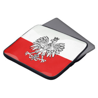 ポーランドの紋章付き外衣 ラップトップスリーブ