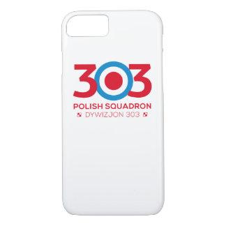 ポーランドの艦隊303 iPhone 8/7ケース
