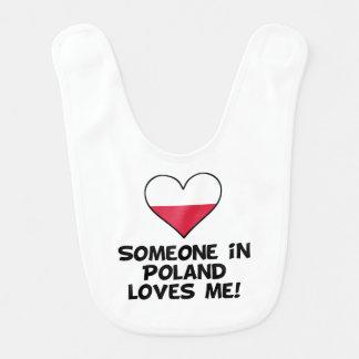 ポーランドの誰かは私を愛します ベビービブ