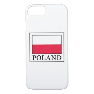 ポーランドの電話箱 iPhone 8/7ケース