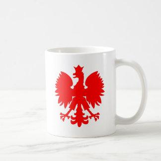 ポーランドの《鳥》ハヤブサ(ワシ) コーヒーマグカップ