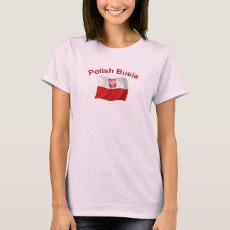 ポーランドのBusia (祖母) Tシャツ
