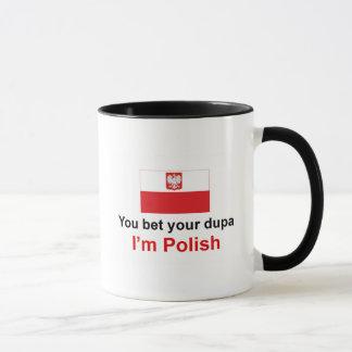 ポーランドのDupa 1 マグカップ