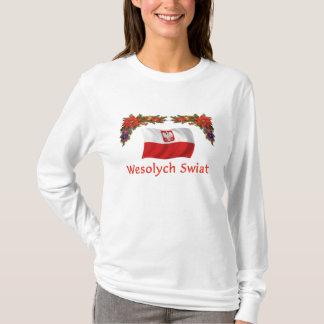 ポーランドのWesolych Swiat Tシャツ