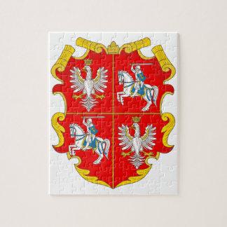 ポーランドリスアニア連邦のパズル ジグソーパズル