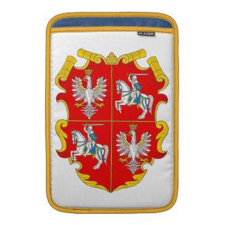 ポーランドリスアニア連邦(バラの上昇) MacBook スリーブ