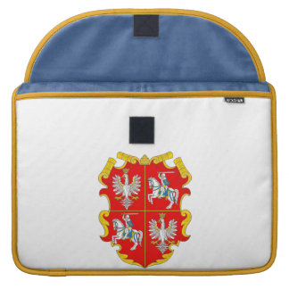 ポーランドリスアニア連邦(バラの上昇) MacBook PROスリーブ
