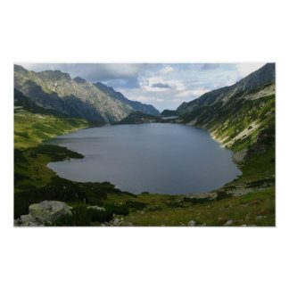 ポーランド人5の同類の谷、Tatras ポスター