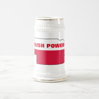 ポーランド力ネブラスカ ビールジョッキ
