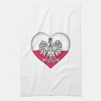 ポーランド愛台所タオル キッチンタオル
