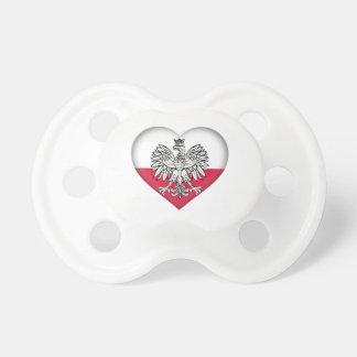 ポーランド愛Pacifer おしゃぶり