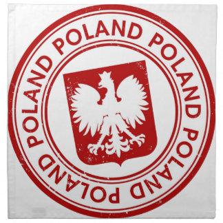 ポーランド ナプキンクロス