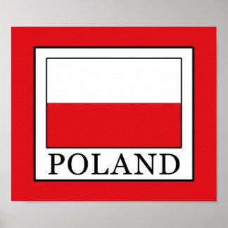 ポーランド プリント