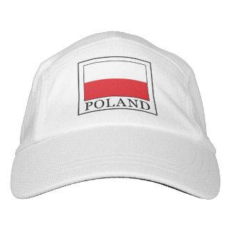 ポーランド ヘッドスウェットハット