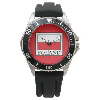 ポーランド 腕時計