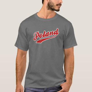 ポーランド Tシャツ