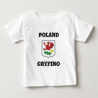 ポーランドGRYFINO ベビーTシャツ
