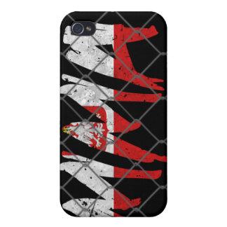 ポーランドMMA 4GのiPhoneの場合 iPhone 4 Case