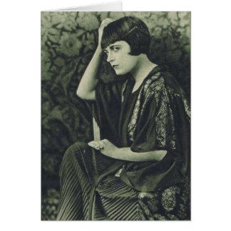 ポーラ・ネグリ1925年 カード
