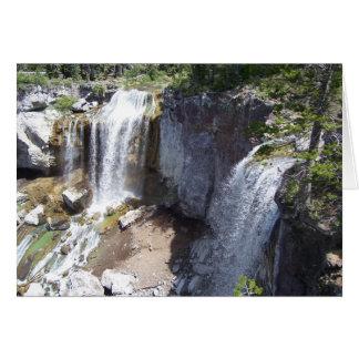 ポーリーナの入り江の滝 カード