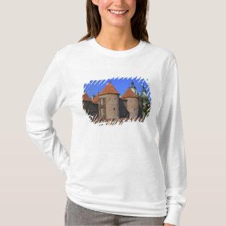 ポーリーン外堡および教会、ワルシャワ、 Tシャツ