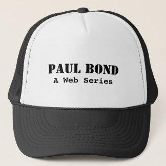 ポールのとらわれのトラック運転手の帽子 キャップ