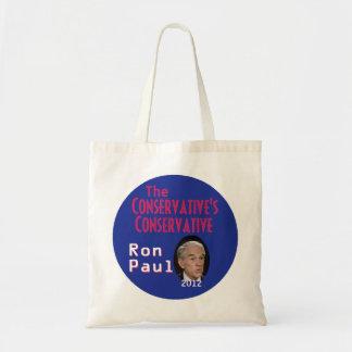 ポールの保守主義者のバッグ トートバッグ