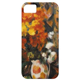 ポールセザンヌのファインアートの電話箱 iPhone SE/5/5s ケース