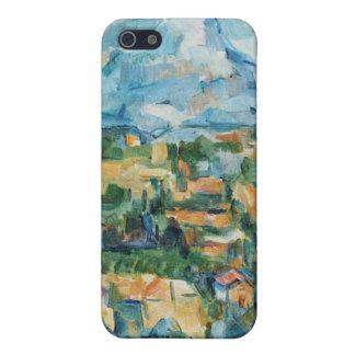 ポールセザンヌの芸術 iPhone 5 ケース