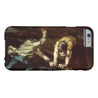 ポールセザンヌ-殺害 BARELY THERE iPhone 6 ケース