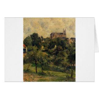 ポール・ゴーギャン著Notre Dame desアグネス カード