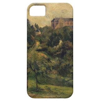 ポール・ゴーギャン著Notre Dame desアグネス iPhone SE/5/5s ケース
