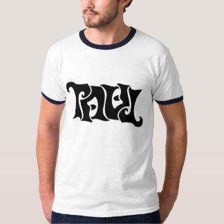 ポールAmbigram Tシャツ