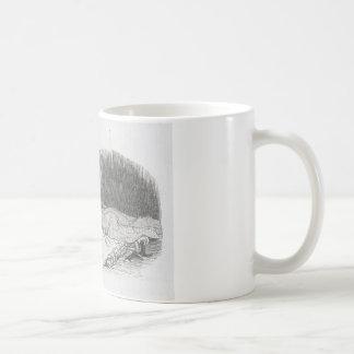 ポールde Kock。 Honore Daumier著大きい都市 コーヒーマグカップ