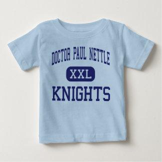 ポールNettle Knights Middle Haverhill博士 ベビーTシャツ