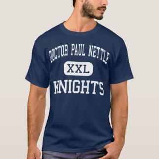ポールNettle Knights Middle Haverhill博士 Tシャツ