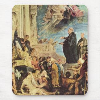 ポールRubens著St Francisサビエルの奇跡 マウスパッド