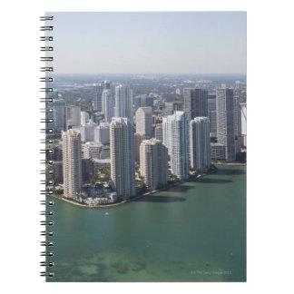 マイアミのスカイライン2 ノートブック